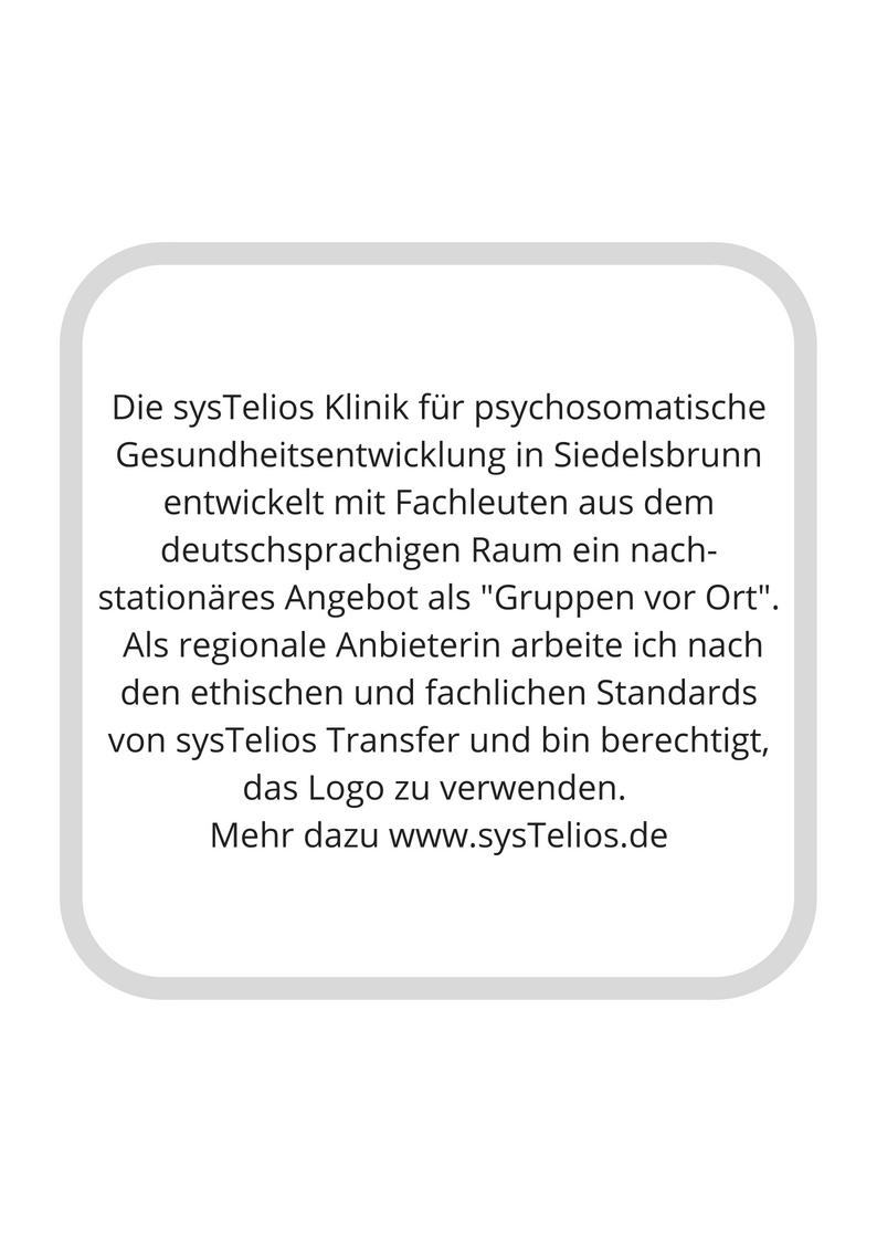 Das Gruppen-Coaching ist ein ambulantes Angebot von sysTelios Transfer.-4